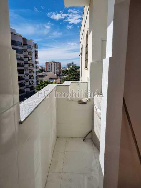 14 - Apartamento 2 quartos para alugar Méier, NORTE,Rio de Janeiro - R$ 1.050 - CAAP20479 - 15