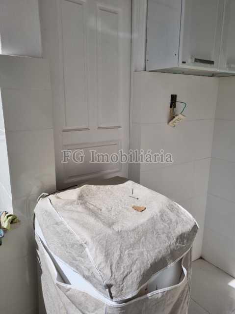 15 - Apartamento 2 quartos para alugar Méier, NORTE,Rio de Janeiro - R$ 1.050 - CAAP20479 - 16