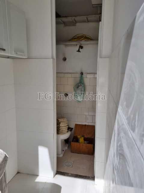 16 - Apartamento 2 quartos para alugar Méier, NORTE,Rio de Janeiro - R$ 1.050 - CAAP20479 - 17