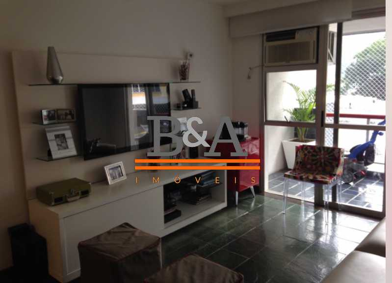 1 - Apartamento À VENDA, Lagoa, Rio de Janeiro, RJ - COAP20262 - 1
