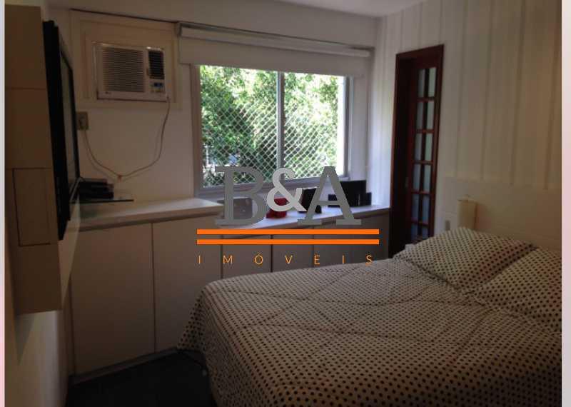4 - Apartamento À VENDA, Lagoa, Rio de Janeiro, RJ - COAP20262 - 5