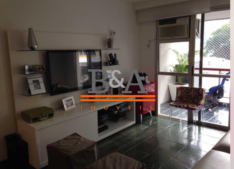 20 - Apartamento À VENDA, Lagoa, Rio de Janeiro, RJ - COAP20262 - 21