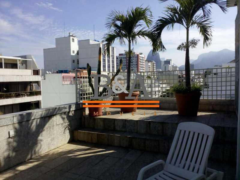 27 - Cobertura 3 quartos à venda Ipanema, Rio de Janeiro - R$ 6.500.000 - COCO30024 - 1