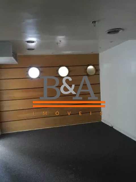 1 - Sala Comercial À Venda - Centro - Rio de Janeiro - RJ - COSL00008 - 1
