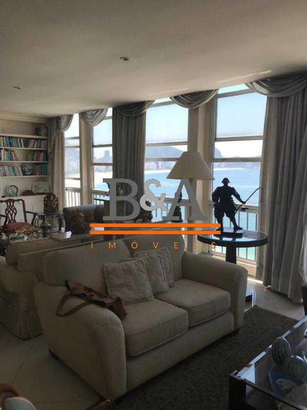 IMG_7018 1 - Cobertura 5 quartos à venda Copacabana, Rio de Janeiro - R$ 9.000.000 - COCO50005 - 16