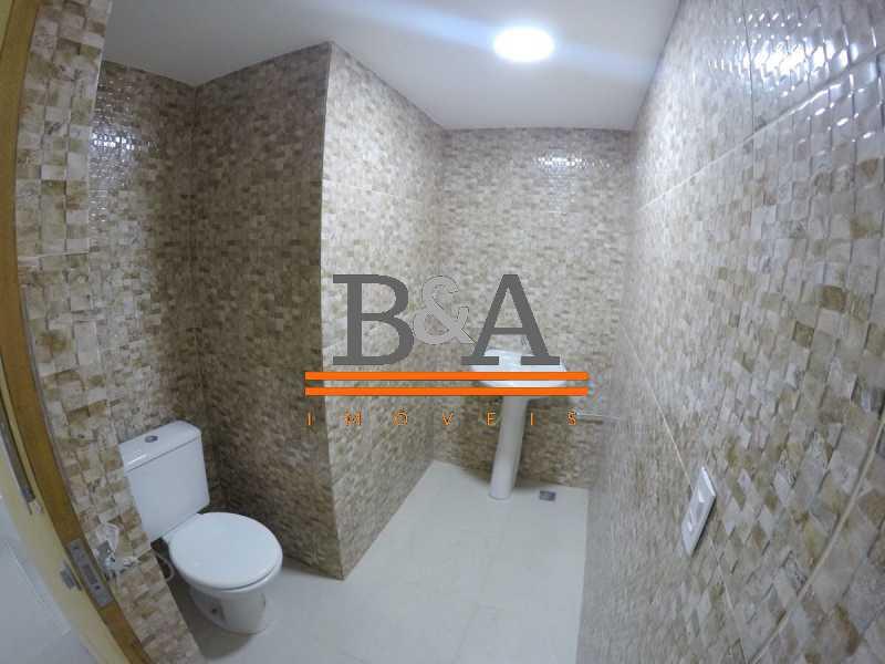 28 - Casa Comercial 392m² para venda e aluguel Botafogo, Rio de Janeiro - R$ 3.750.000 - COCC50001 - 29