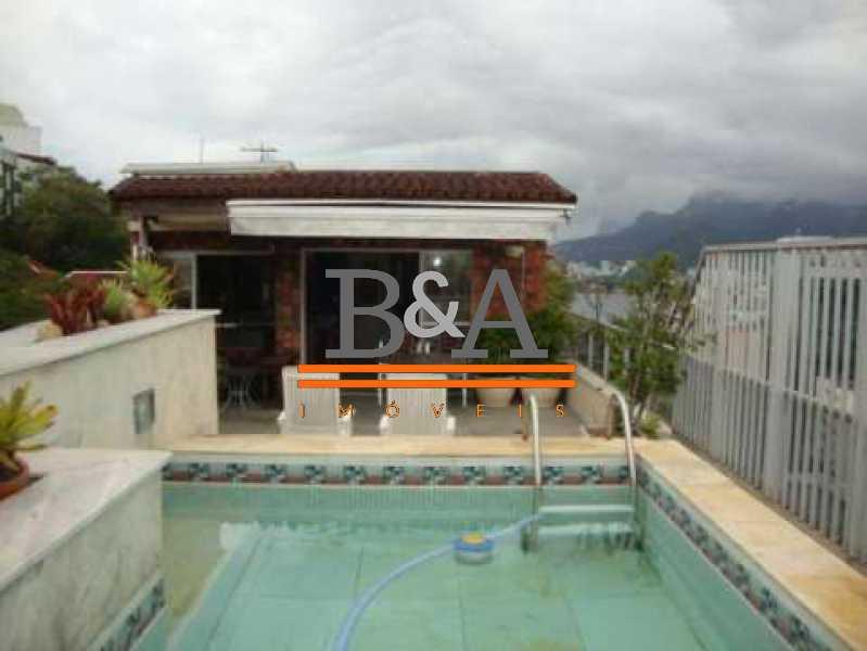 1 - Cobertura 4 quartos à venda Humaitá, Rio de Janeiro - R$ 2.700.000 - COCO40014 - 3