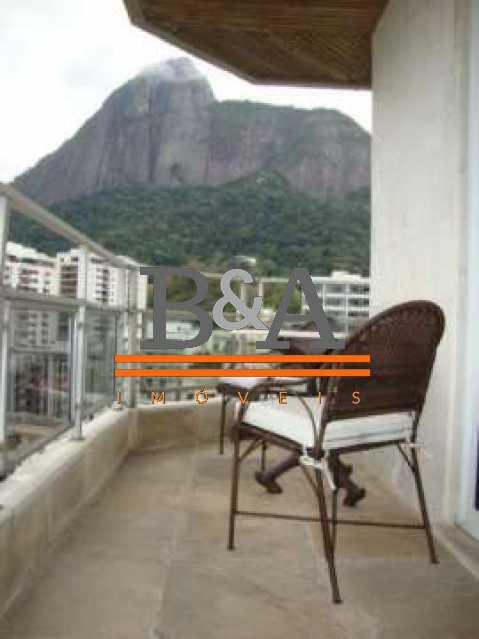 5 - Cobertura 4 quartos à venda Humaitá, Rio de Janeiro - R$ 2.700.000 - COCO40014 - 6