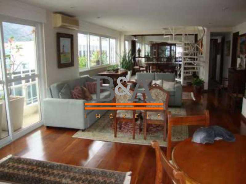7 - Cobertura 4 quartos à venda Humaitá, Rio de Janeiro - R$ 2.700.000 - COCO40014 - 8