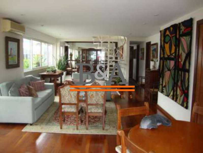 8 - Cobertura 4 quartos à venda Humaitá, Rio de Janeiro - R$ 2.700.000 - COCO40014 - 9