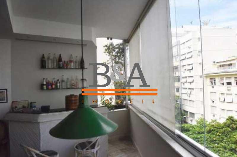 19 - Apartamento 2 quartos à venda Ipanema, Rio de Janeiro - R$ 2.300.000 - COAP20347 - 1