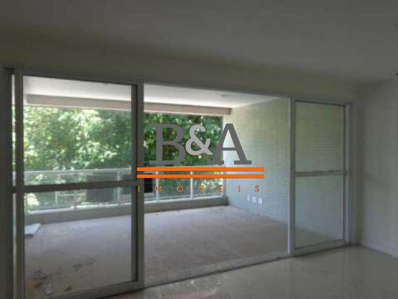 1 - Apartamento 4 quartos à venda Barra da Tijuca, Rio de Janeiro - R$ 1.800.000 - COAP40103 - 1