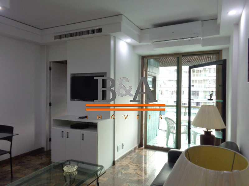 DSC06211 - Flat 2 quartos à venda Ipanema, Rio de Janeiro - R$ 1.800.000 - COFL20009 - 22