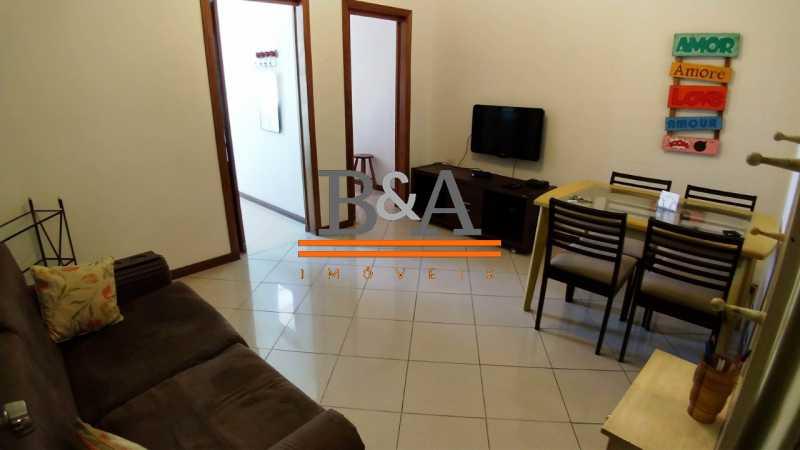 10 - Apartamento Copacabana,Rio de Janeiro,RJ À Venda,1 Quarto,40m² - COAP10291 - 5