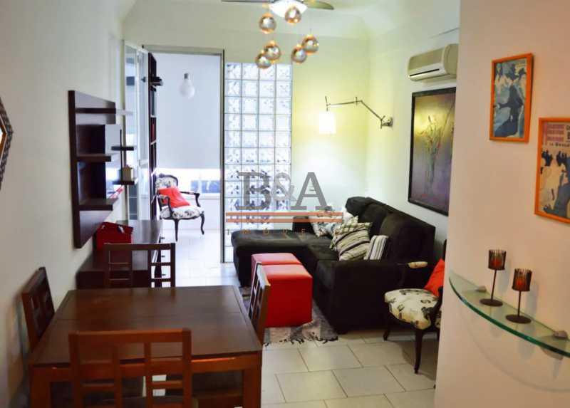01 - Apartamento Ipanema, Rio de Janeiro, RJ À Venda, 2 Quartos, 76m² - COAP20391 - 1