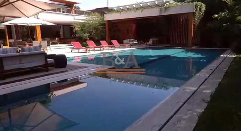 2 - Casa em Condomínio 10 quartos à venda Leblon, Rio de Janeiro - R$ 60.000.000 - COCN100001 - 1