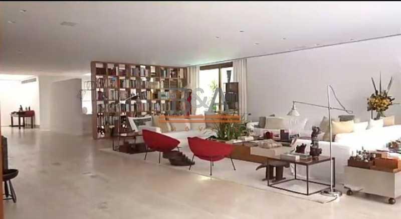 5 - Casa em Condomínio 10 quartos à venda Leblon, Rio de Janeiro - R$ 60.000.000 - COCN100001 - 7