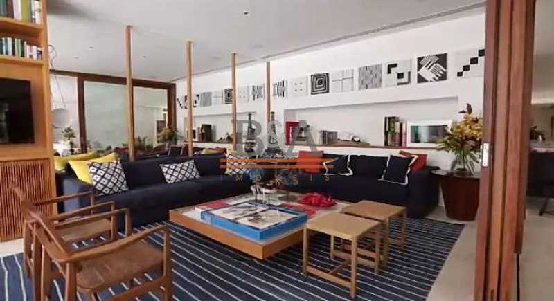 6 - Casa em Condomínio 10 quartos à venda Leblon, Rio de Janeiro - R$ 60.000.000 - COCN100001 - 8