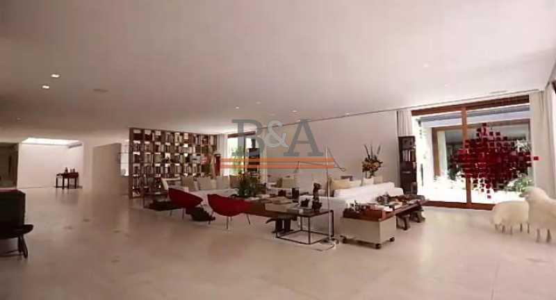 7 - Casa em Condomínio 10 quartos à venda Leblon, Rio de Janeiro - R$ 60.000.000 - COCN100001 - 6