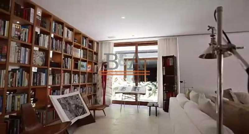 8 - Casa em Condomínio 10 quartos à venda Leblon, Rio de Janeiro - R$ 60.000.000 - COCN100001 - 9