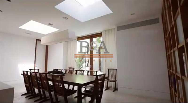 11 - Casa em Condomínio 10 quartos à venda Leblon, Rio de Janeiro - R$ 60.000.000 - COCN100001 - 12