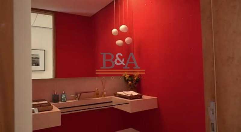 12 - Casa em Condomínio 10 quartos à venda Leblon, Rio de Janeiro - R$ 60.000.000 - COCN100001 - 13