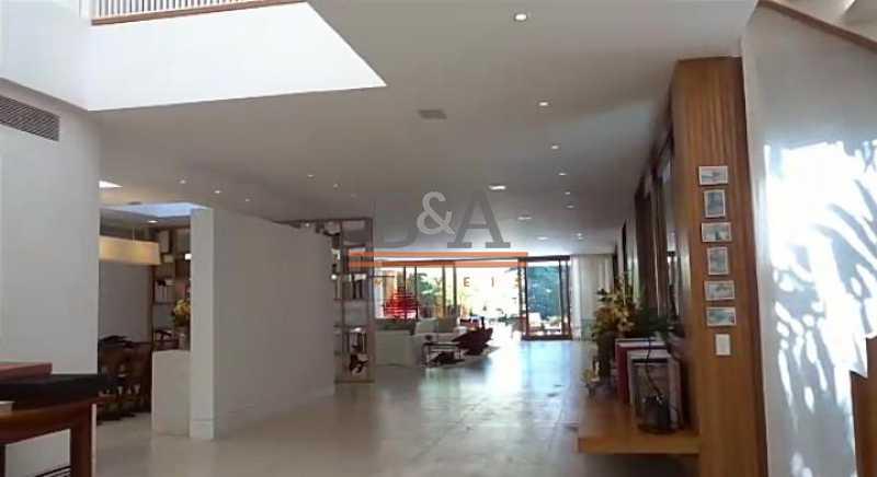 13 - Casa em Condomínio 10 quartos à venda Leblon, Rio de Janeiro - R$ 60.000.000 - COCN100001 - 14