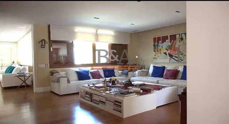 18 - Casa em Condomínio 10 quartos à venda Leblon, Rio de Janeiro - R$ 60.000.000 - COCN100001 - 19