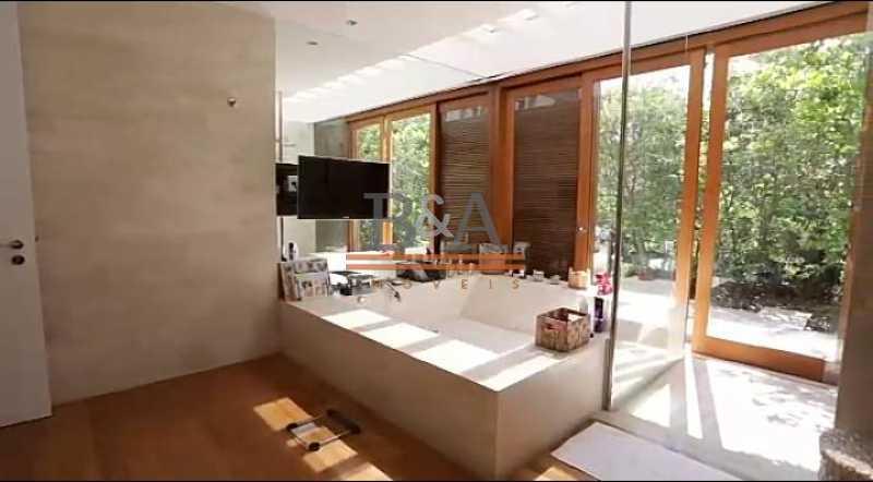 21 - Casa em Condomínio 10 quartos à venda Leblon, Rio de Janeiro - R$ 60.000.000 - COCN100001 - 22