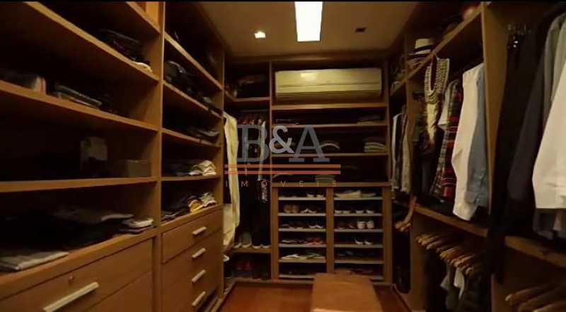 22 - Casa em Condomínio 10 quartos à venda Leblon, Rio de Janeiro - R$ 60.000.000 - COCN100001 - 23