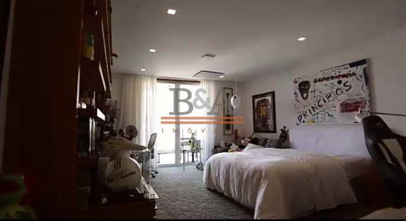 25 - Casa em Condomínio 10 quartos à venda Leblon, Rio de Janeiro - R$ 60.000.000 - COCN100001 - 26