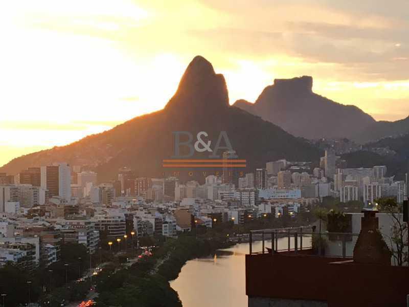 01 - Apartamento 3 quartos à venda Lagoa, Rio de Janeiro - R$ 1.600.000 - COAP30506 - 3
