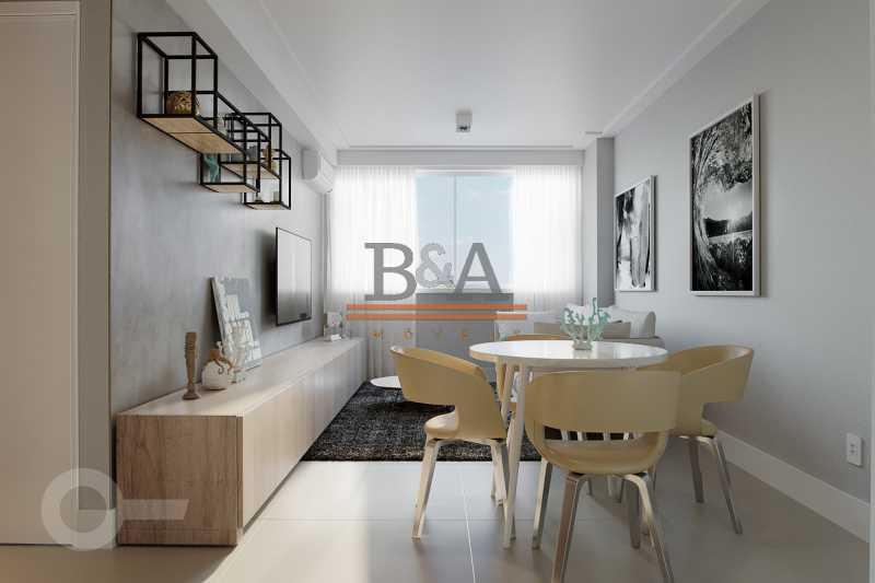 a - Apartamento 1 quarto à venda Leblon, Rio de Janeiro - R$ 1.300.000 - COAP10321 - 1
