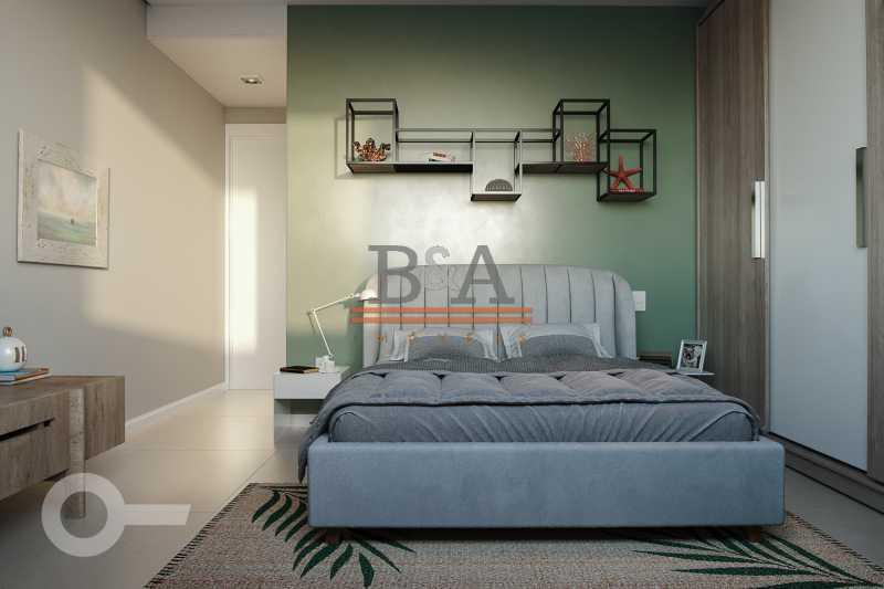 desktop_master_bedroom7 - Apartamento 1 quarto à venda Leblon, Rio de Janeiro - R$ 1.300.000 - COAP10321 - 9