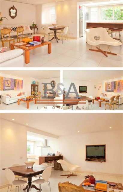 1 - Apartamento 2 quartos à venda Leblon, Rio de Janeiro - R$ 1.585.000 - COAP20444 - 1