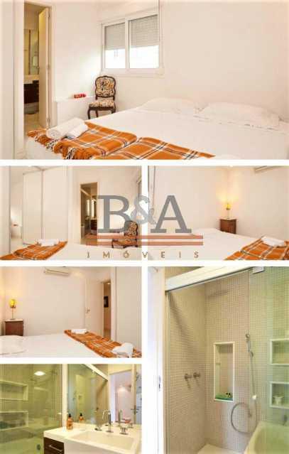 4 - Copia 3 - Apartamento 2 quartos à venda Leblon, Rio de Janeiro - R$ 1.585.000 - COAP20444 - 15