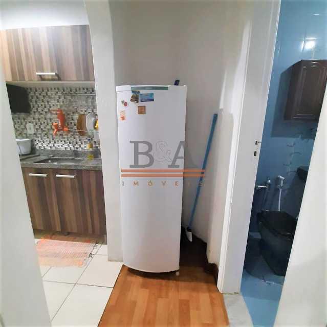 16 - Apartamento 1 quarto à venda Leblon, Rio de Janeiro - R$ 660.000 - COAP10333 - 17