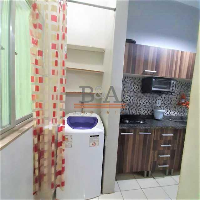 17 - Apartamento 1 quarto à venda Leblon, Rio de Janeiro - R$ 660.000 - COAP10333 - 18