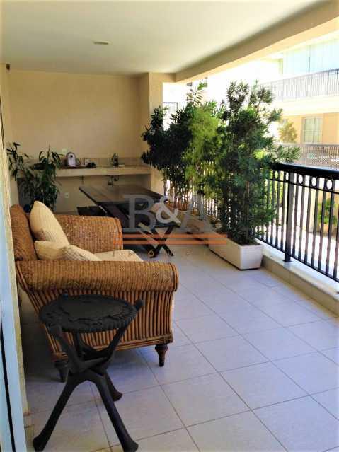 1 - Apartamento 4 quartos à venda Botafogo, Rio de Janeiro - R$ 4.000.000 - COAP40126 - 1