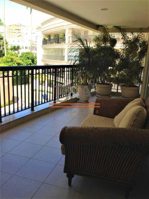5 - Apartamento 4 quartos à venda Botafogo, Rio de Janeiro - R$ 4.000.000 - COAP40126 - 6