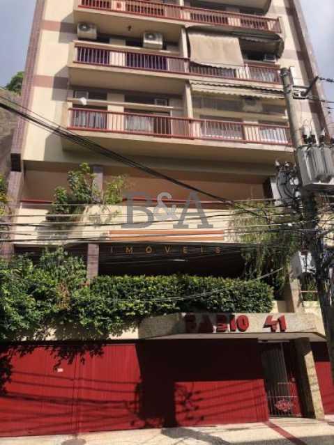 IMG-9051 - Apartamento 2 quartos para alugar Tijuca, Rio de Janeiro - R$ 1.000 - COAP20454 - 1