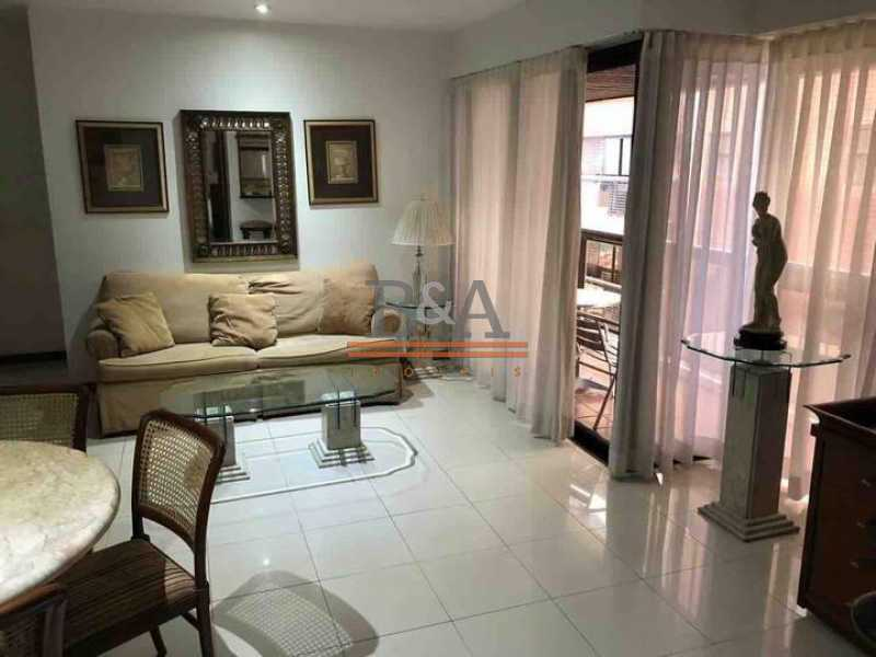 3 - Apartamento 2 quartos para alugar Ipanema, Rio de Janeiro - R$ 1.000 - COAP20468 - 1