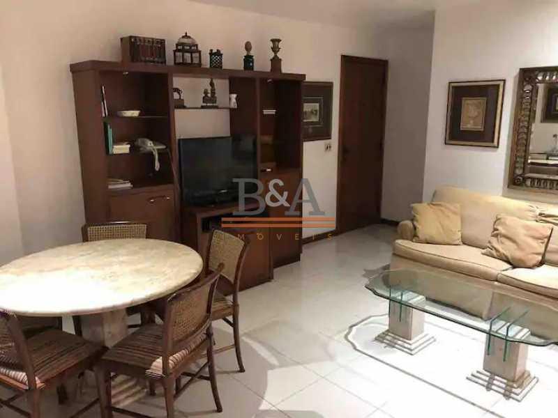 4 - Apartamento 2 quartos para alugar Ipanema, Rio de Janeiro - R$ 1.000 - COAP20468 - 3