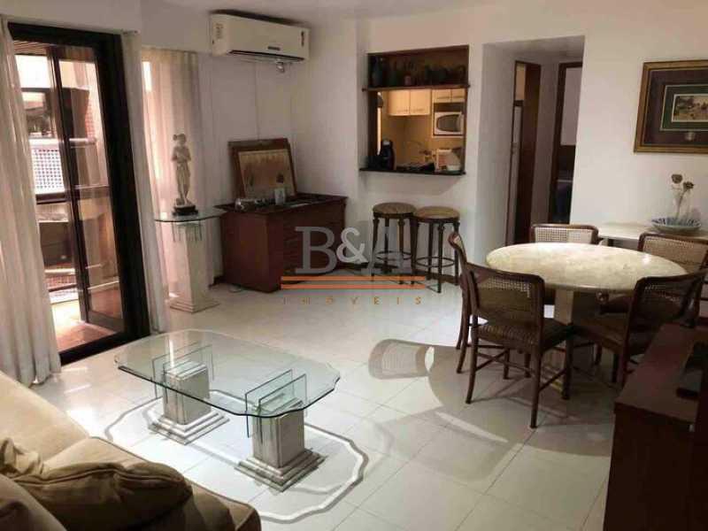 5 - Apartamento 2 quartos para alugar Ipanema, Rio de Janeiro - R$ 1.000 - COAP20468 - 4