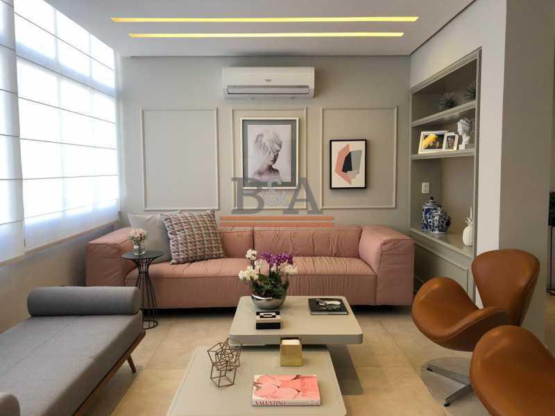 17. - Apartamento 2 quartos à venda Ipanema, Rio de Janeiro - R$ 2.045.000 - COAP20483 - 3