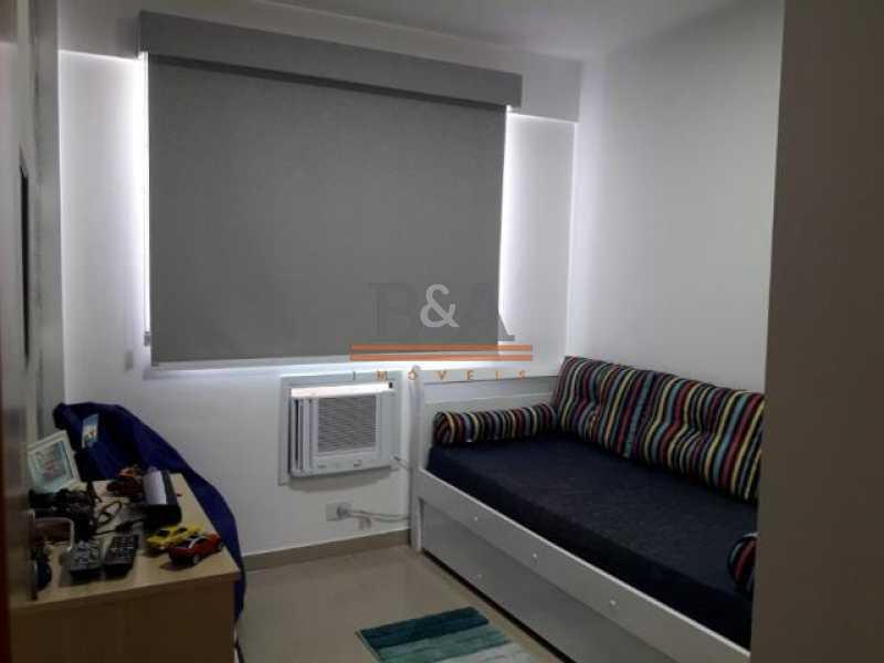 8. - Apartamento 3 quartos à venda Cachambi, Rio de Janeiro - R$ 580.000 - COAP30620 - 9