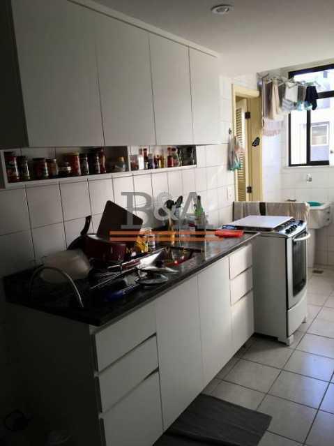4. - Apartamento 2 quartos para alugar Jardim Botânico, Rio de Janeiro - R$ 3.300 - COAP20495 - 14