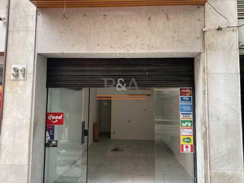 1. - Loja 23m² para alugar Centro, Rio de Janeiro - R$ 4.000 - COLJ00012 - 1
