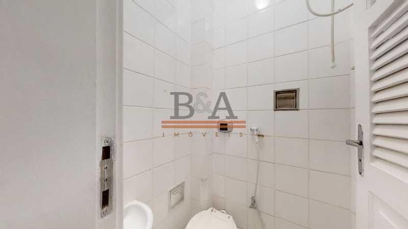 28 - Apartamento à venda Rua General Dionísio,Humaitá, Rio de Janeiro - R$ 984.000 - COAP30648 - 29