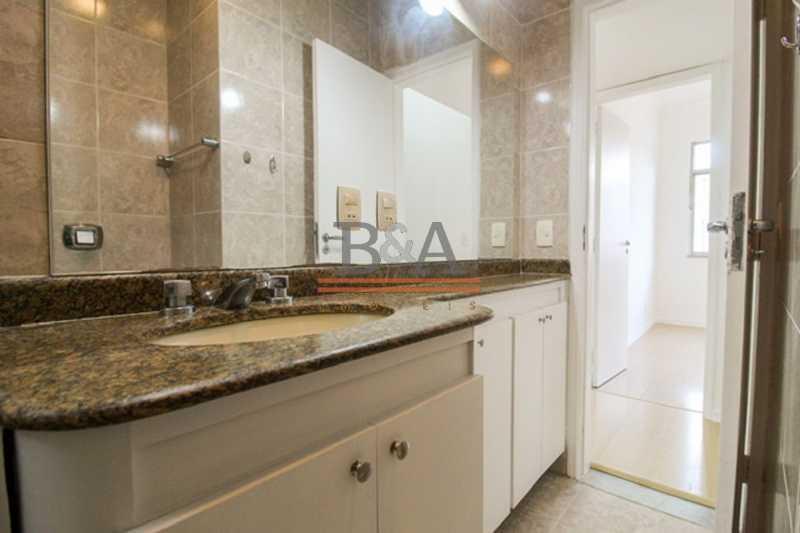 26 - Apartamento à venda Rua General Dionísio,Humaitá, Rio de Janeiro - R$ 984.000 - COAP30648 - 16